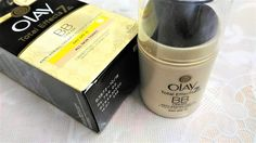 Beauty & Beyond: Olay Total Effects Touches of Foundation BB Cream ...