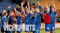 The Vikings Who Shocked Ronaldo: The Rise of Iceland Soccer