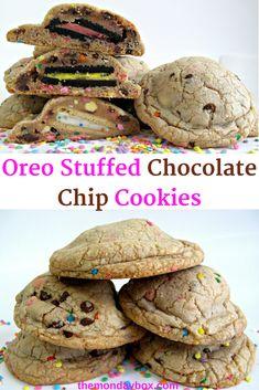 Oreo Stuffed Chocola