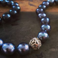 Handmade Fine Jewellery Inspired By The Colour And Pattern Of India Tahitian Pearl Necklace, Tahitian Pearls, Diamond Jewelry, Flora, Fine Jewelry, Jewelry Design, Beaded Bracelets, Jewels, Handmade