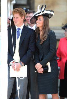 Kate Middleton y el príncipe Enrique: más que cuñados, amigos #KateMiddleton #Celeb #Style