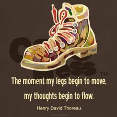 Thoreau Quote                                                                                                                                                     More