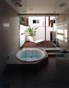 開放感のあるシンプルモダン住宅・間取り(兵庫県神戸市)  高級住宅・豪邸   注文住宅なら建築設計事務所 フリーダムアーキテクツデザイン