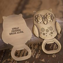 Hoo loves bottle openers?!