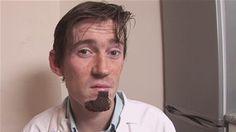 How To Make A Realistic Fake Beard Stubble- Using Hair Wax and Loose Tea