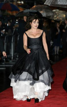 Helena Bonham Carter attends the 56th Annual BFI London Film Festival Closing Night Gala | 21 October 2012