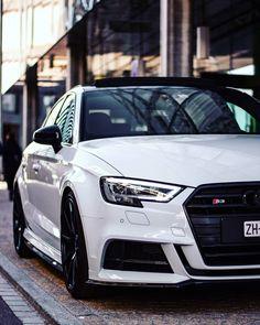 Audi Rs 3, Audi Sport, Audi Cars, Audi Sedan, Mercedes C63 Amg, New Ferrari, Datsun 240z, City Car, Top Cars