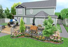 home landscape design software mac front yard landscaping ideas design software mac pc garden design software Garden Design Software, Landscape Design Software, Landscaping Software, Landscape Plans, Garden Landscape Design, Landscape Designs, Landscape Architecture, 3d Landscape, Front Yard Landscaping Plans
