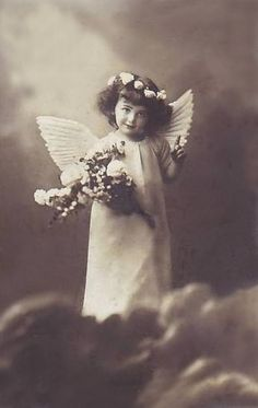 the vintage angel - Buscar con Google