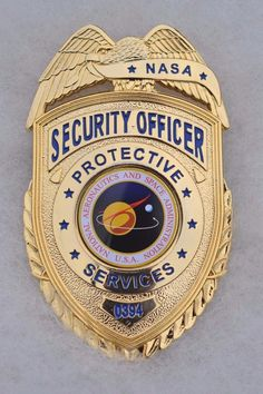 SECURITY OFFICER, NASA SPACE CENTER PROTECTIVE SERVICES