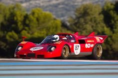 Ferrari 512 S (Chassis 1004 - 2013 Dix Mille Tours) High Resolution Image
