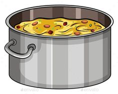 Buy Too Many Cooks Idiom by BlueRingMedia on GraphicRiver. Saucepan full of pasta and food Cute Food Drawings, Pencil Art Drawings, Kawaii Drawings, Episode Interactive Backgrounds, Episode Backgrounds, Cartoon Characters As Humans, Too Many Cooks, September Art, Desenho Pop Art