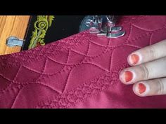 Embroidery On Kurtis, Kurti Embroidery Design, Sleeve Designs, Blouse Designs, Stilettos, Poncho Design, Design Youtube, Neck Designs For Suits