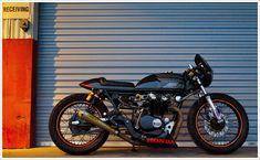 1975 Honda CB500 Café Racer | Pipeburn.com
