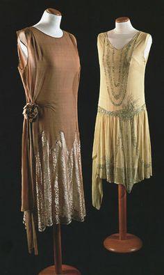 Historia de la Moda y los Tejidos: La colección de Ana González-Moro  1926
