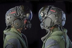 Rocketumblr | sid766: Striker II Helmet Mounted Display by...