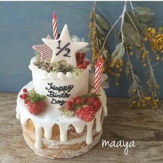 パーティーの飾り付けや記念撮影に、可愛すぎるイミテーションケーキはいかが?今回…