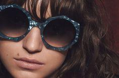 Zanzan 'Ortolan' sunglasses ~ handmade in Italy www.zanzan.co.uk