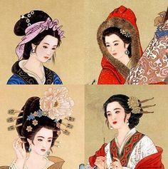 beautés chinoises