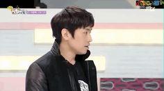 shinbangchangjo:  Sometimes your friend know better when you should shut your mouth. Don't hit him…