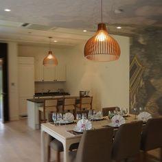 Crystal Chandelier Ean Garden Restaurant Wooden Chandeliers / Romantic Bedroom Lamp Warm Dining Room Living Lighting Lamps Are