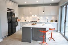Image result for kitchen island farrow and ball