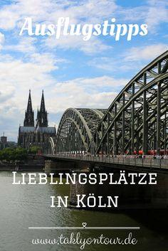 ⇒ Was muss man unbedingt in Köln gesehen haben? 7 Reiseblogger verraten ihre Lieblingsplätze in der Domstadt. Viel Spaß beim Entdecken von Köln!