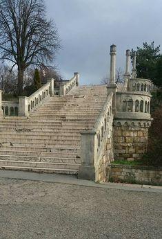 Veliko stepeniste Kalemegdan parka