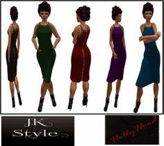 MI AVISO GRATIS: PUBLICIDAD Y MARKETING PARA SECOND LIFE: Sirias Fashiom Room::: Jk Style and Holly Hood