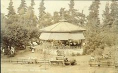 The bandstand at Joubert Park
