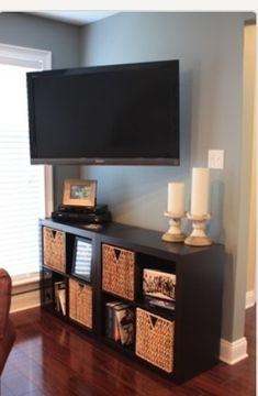 Nice TV corner