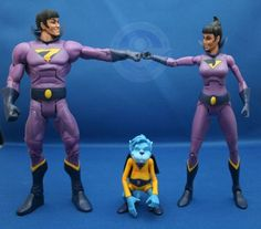 Wonder twins powers activate! This one's for you, Sarah!!!