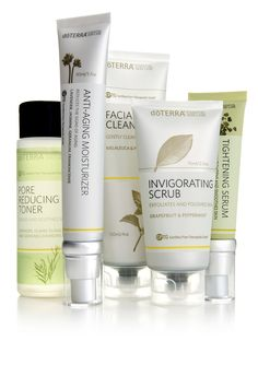 doTERRA Skin Care Collection. Free of chemicals, made with Pure Essential Oils. Purely heaven. Your skin will thank you for it. www.purelydoterra.com