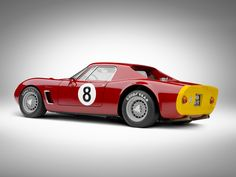 1965 Iso Rivolta Daytona. Powered by a 6276cc V8 Corvette engine. A very special car.