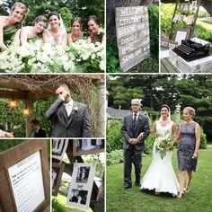 Camrose Hill wedding, Stillwater, MN, outdoor wedding ceremony