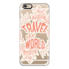 iPhone 6 Plus 6 5 5s 5c Case - Travel the World d5db81aa2e7