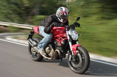 We ride Ducati's 821 variant of the evergreen Monster naked bike to see how it takes to Indian roads.