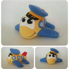pilot plane