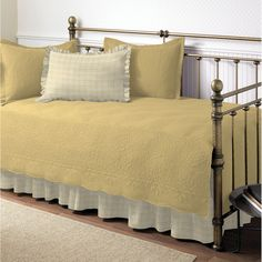 You'll love the Plimpton 5 Piece Twin Trellis Quilt Set at Wayfair - Great Deals on all Bed & Bath  products with Free Shipping on most stuff, even the big stuff.