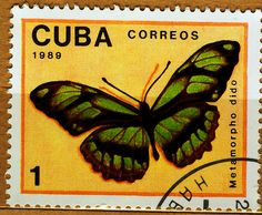 Postage Stamp | Cuba