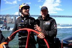 34th America's Cup win / San Francisco (USA) / ORACLE TEAM USA / Photo Guilain GRENIER