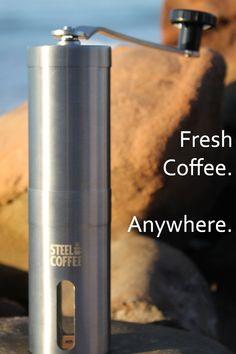 Mini-Nespresso, portable coffee machine for caffeine addicts Coffee Machines, Coffee and Caffeine