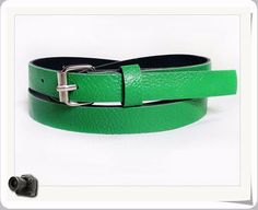 2016 New Fashion Candy color Women's Leather belts thin Belts For Women cintos femininos Wholesale Free Shipping ZL187