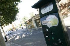 Madrid, muy caro estacionar ......