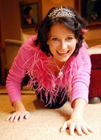 Meg Cabot is a #1 New York Times bestselling author of the Princes Diaries. Cabot was born and raised in Bloomington, Indiana and graduated from Indiana University with a degree in Fine Arts.