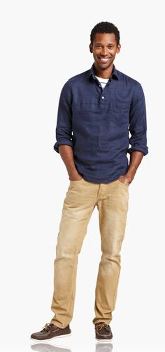 Casual Men's Outfit - boden