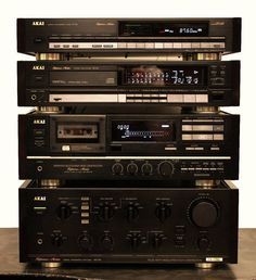 Akai Audio from the late 1980s-early 1990s.