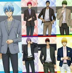 Tbh, I am only digging Kise and Kuroko here. Everyone else& looks. Midorima Shintarou, Kise Ryouta, Kuroko Tetsuya, Anime Backgrounds Wallpapers, Anime Wallpaper Phone, Hot Anime Guys, Cute Anime Boy, Anime Boys, Reborn Katekyo Hitman