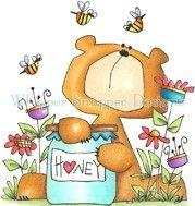 My Honey Bee  Un mondo di disegni meravigliosi!  =D