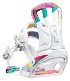 TESLA S/M | bindings | Rossignol | Snowboard | Women |